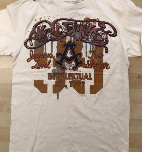 Фирменные футболки новые