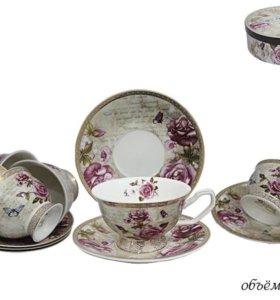 Чайный набор 12пр
