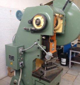 Пресс механический (усилие 16 тонн)