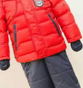 Зимний костюм, рост 110-116