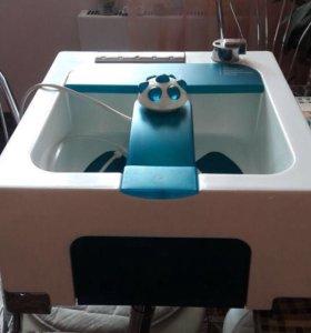 Ванночка-массажёр для ног.