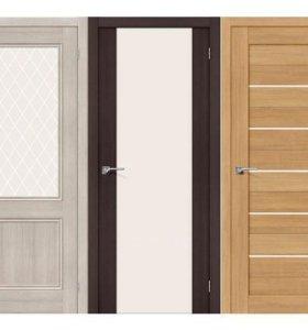 Двери новые межкомнатные Экошпон