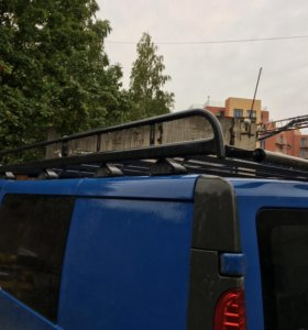 Багажник на Рено трафик