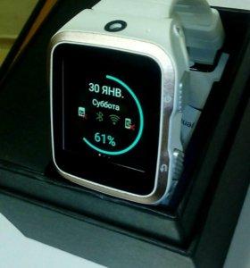 Умные часы smart wаtch ,android 5,1 с сим и gps