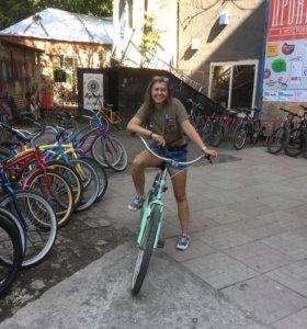 Распродажа б/у велосипедов