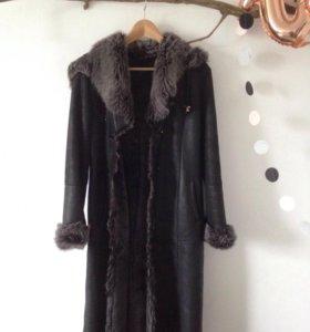 Зимнее пальто/дубленка