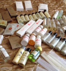 Гигиенические средства для путешествий