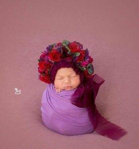 Фотосессия в стиле Newborn у Вас дома