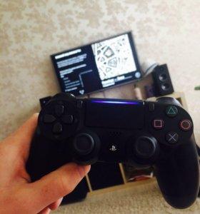 Игровая консоль PlayStation 4 (500 гб) +Игры