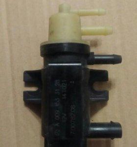 Клапан турбины A0001533128 Mercedes-Benz