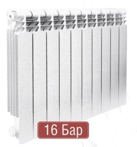 Радиаторы алюминиевые 500х80