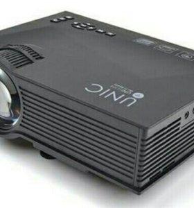 Светодиодный LED проектор с Wi-Fi