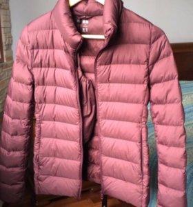 Куртка пуховик Uniqlo новая
