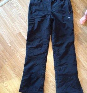 Зимние спортивные штаны 48-50-52