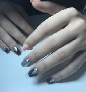 Наращивание ногтей.... ( новичок)