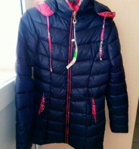 Осеннее пальто новое