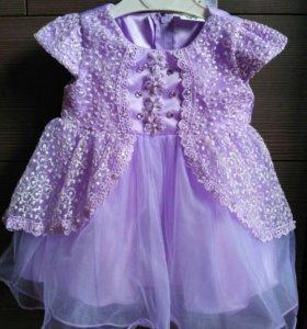 Платье на малышку.
