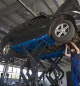 замена масла, колодок, ремонт авто.
