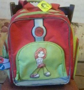 Ранец школьный, портфель.