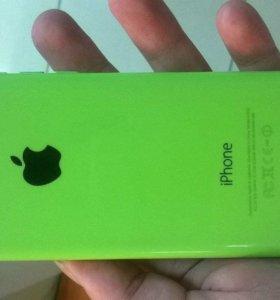 Обмен Apple IPhone 5c 16gb