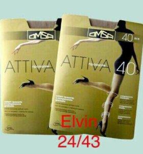 Колготки Omsa Attiva 40 den #4