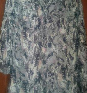 Рубашка новая р.48