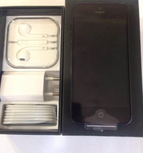 iPhone 5 новый
