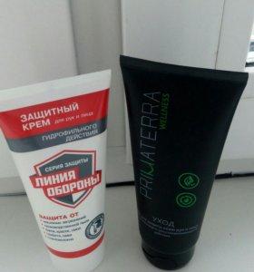 Защитные крема новые