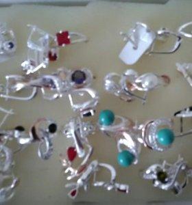 Наборы из серебра проба925 казахстан