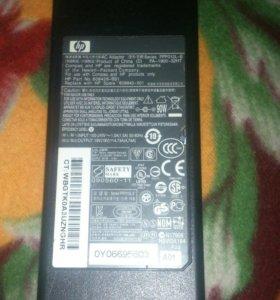 Зарядное устройство hp ноутбук