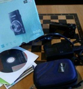 Фотоаппарат Canon ixus132