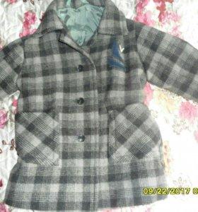 Пальто на 1,5-2,5 года