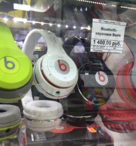 Bluetooth -наушники Beats (fm, microSD