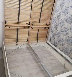 Раритетная кровать IKEA birkeland