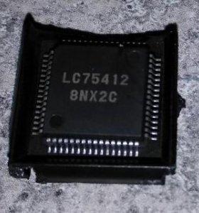 LC75412 / LC75412E