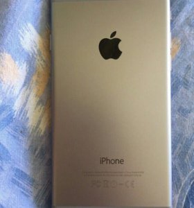 Айфон 6, 64гб, space gray