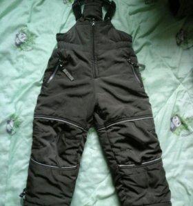 Зимний костюм для мальчика ,р.98