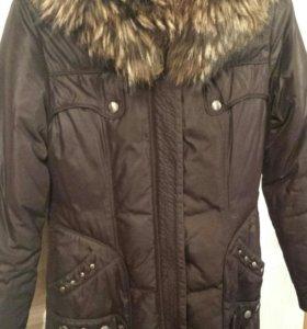 Зимняя куртка р-р 40-42