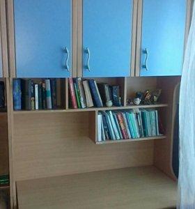 Письменный стол + шкаф к нему и тумба