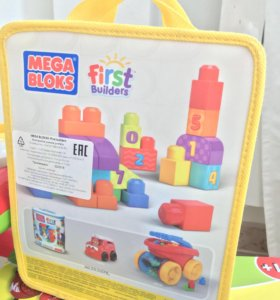 Конструктор Mega blocks