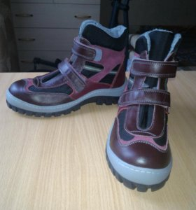 Ортопедические ботинки