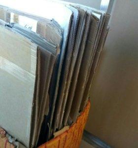Коробки, большие удобные качественные картонные