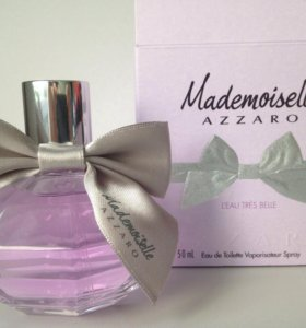 Новый аромат Mademoiselle Azzaro