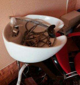 Мойка парикмахерская
