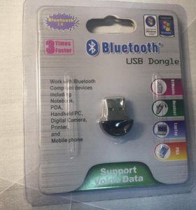 USB Bluetooth dongle адаптер для компьютера