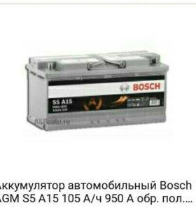 Аккумулятор Bosch s5 A15