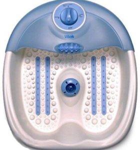 Массажная ванночка для ног Vitek. Новая