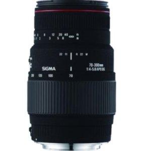 AF 70-300mm f/4-5.6 APO Macro DG Pentax