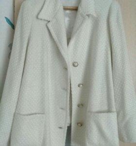Стильный 56-58р пиджак жен.торг