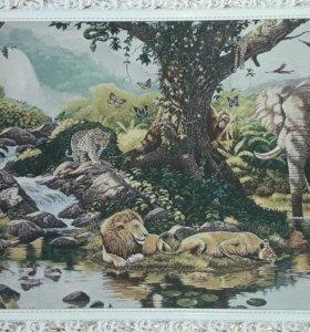 Картина Джунгли